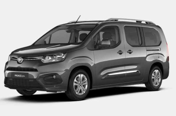 photo Toyota Proace City Family Active L2 1.2 Puretech 130 AT8