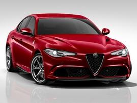 Photo Alfa Roméo Giulia Quadrifoglio 2.9 T V6 510 AT8