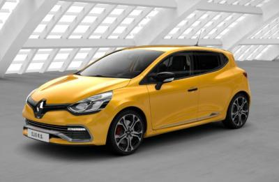 Photo Renault Clio RS Trophy Tce 220 EDC