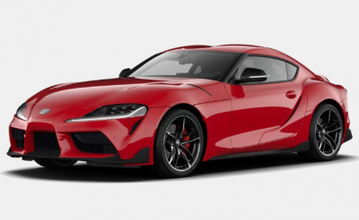 Photo Toyota Supra GR 3.0 340 ch 8AT