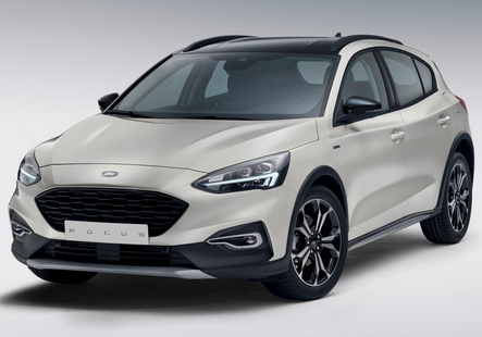 photo Ford Focus Active 1.0 Ecoboost 125 MHEV