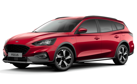 photo Ford Focus SW Active 1.0 Ecoboost 125 MHEV
