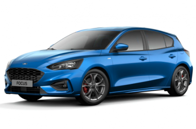 Photo Ford Focus ST Line X 1.0 Ecoboost 125 MHEV