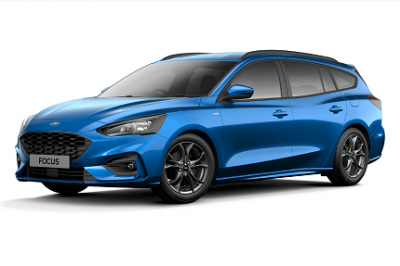 Photo Ford Focus SW ST Line X 1.0 Ecoboost 125 MHEV