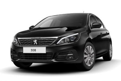 Photo Peugeot 308 Allure 1.5 Blue HDI 130 S&S