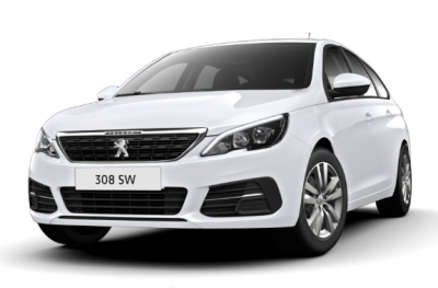 Photo Peugeot 308 SW Active 1.5 Blue HDI 130 S&S EAT8