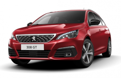 Photo Peugeot 308 SW GT 1.5 Blue HDI 130 S&S