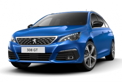 Photo Peugeot 308 SW GT Pack 1.5 Blue HDI 130 S&S EAT8