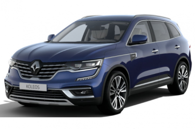 Photo Renault Koléos Initiale Paris Blue Dci 190 X-Tronic 4WD