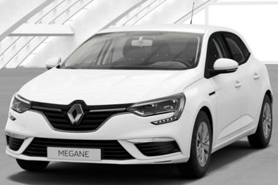 Photo Renault Megane 4 Life Tce 100