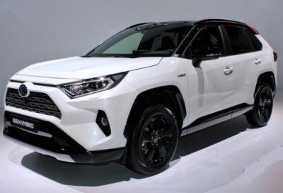 Photo Toyota RAV 4 Style 2.5 e-CVT 222 Hybrid 4WD