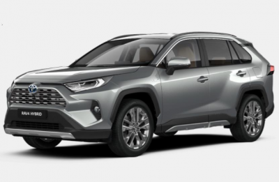 Photo Toyota RAV 4 Luxury 2.5 e-CVT 218 Hybrid 2WD