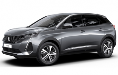 Photo Peugeot 3008 Allure Pack Blue HDI 130 S&S EAT8