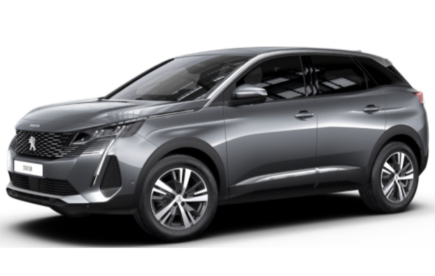 photo Peugeot 3008 Allure Pack Hybrid 225 e-EAT8