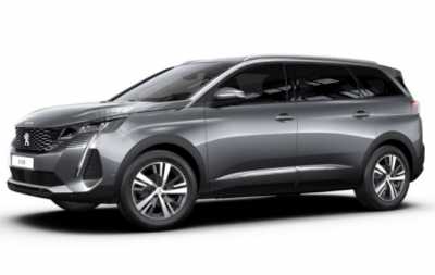 Photo Peugeot 5008 Allure Blue HDI 130 S&S EAT8