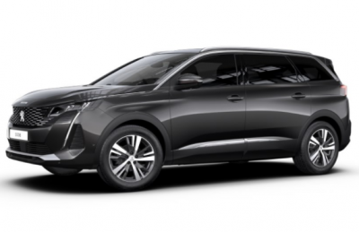 Photo Peugeot 5008 Allure Pack Blue HDI 130 S&S EAT8