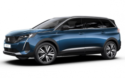 Photo Peugeot 5008 GT Pack Blue HDI 180 S&S EAT8