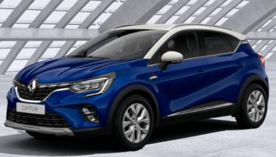 Photo Renault Captur Intens Plus Tce 140 EDC