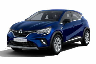 Photo Renault Captur Intens E-TECH Hybride 160 Plug-In