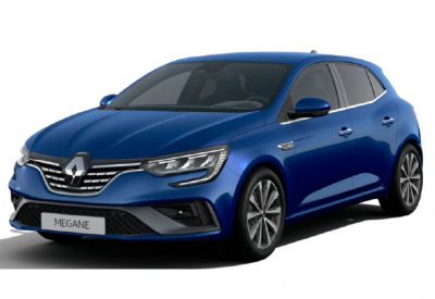 Photo Renault Megane 4 RS Line Blue Dci 115