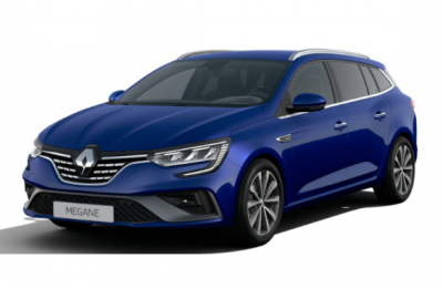Photo Renault Megane 4 Estate RS Line Blue Dci 115