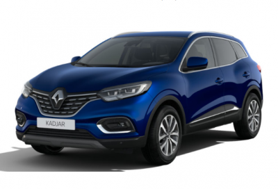 Photo Renault Kadjar Intens Blue Dci 115