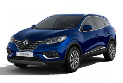 Photo Renault Kadjar Intens Blue Dci 115