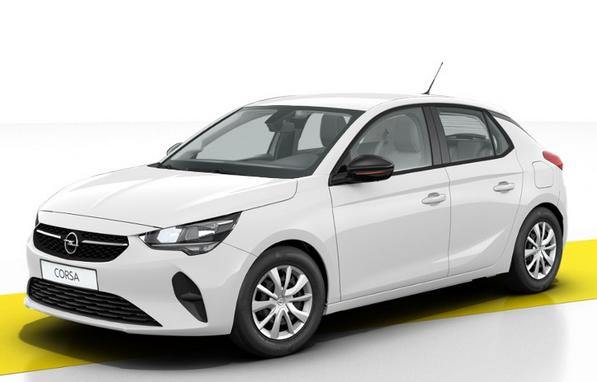photo Opel Corsa Edition 1.2 XHL 100 S&S
