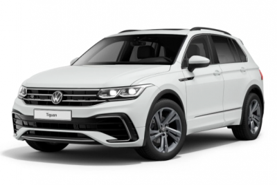 Photo VW New Tiguan R-Line 2.0 TDI 150 DSG7 4Motion