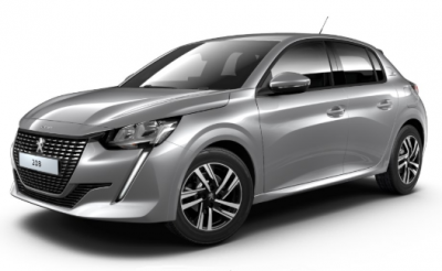 Photo Peugeot 208 Allure Pack Blue HDI 100 S&S