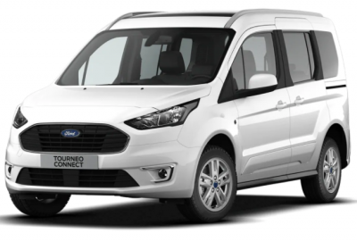 Photo Ford Tourneo Connect Titanium L1 1.5 Ecoblue 100 S&S