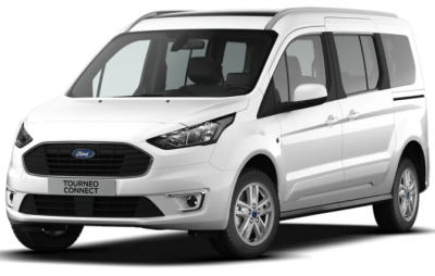 Photo Ford Tourneo Connect Titanium L2 1.5 Ecoblue 100 S&S