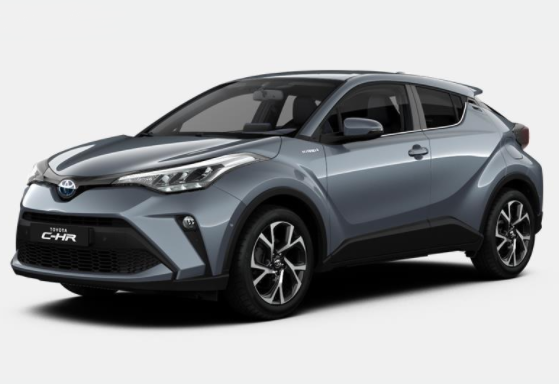 photo Toyota C-HR Advance 2.0 e-CVT 184 Hybrid 2WD