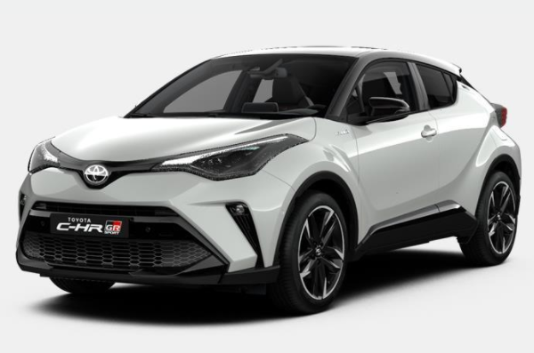 photo Toyota C-HR GR-Sport 2.0 e-CVT 184 Hybrid 2WD