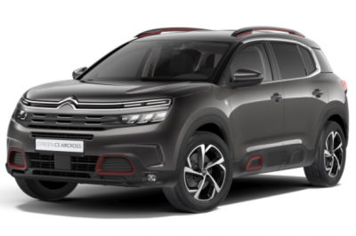 Photo Citroen C5 Aircross C-Series Blue HDI 130 S&S
