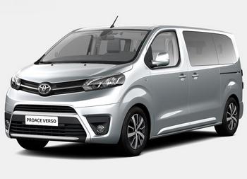 photo Toyota Proace Verso Advance Plus Medium 2.0 D 140 Auto