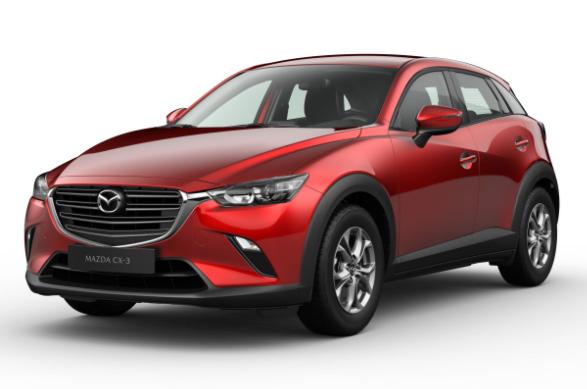 photo Mazda CX3 Origin 2.0 SkyActiv-G 121cv 2WD