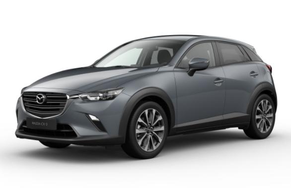 photo Mazda CX3 Evolution 2.0 SkyActiv-G 121cv 2WD