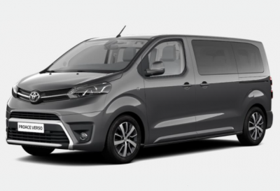 Photo Toyota Proace Verso VIP Medium 2.0 D 180 Auto