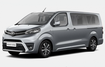 Photo Toyota Proace Verso Advance Long 2.0 D 140 Auto