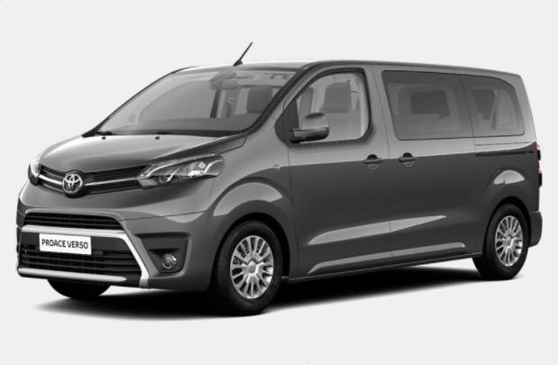 photo Toyota Proace Shuttle VX Plus Medium 2.0 D 140 Auto