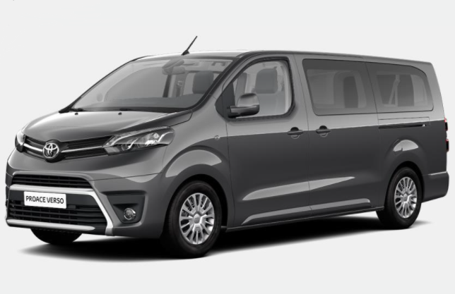 photo Toyota Proace Shuttle VX Plus Long 2.0 D 140