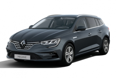 Photo Renault Megane 4 Estate Intens Blue Dci 115 EDC