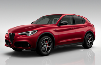 Photo Alfa Roméo Stelvio Sprint Plus 2.2 JTDm 190 AT8 Q4