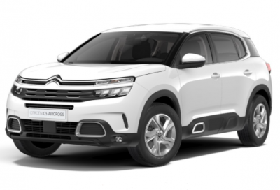 Photo Citroen C5 Aircross Live Pack Blue HDI 130 S&S