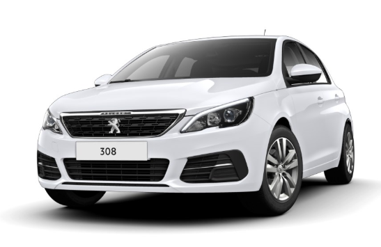 photo Peugeot 308 Active 1.5 Blue HDI 130 S&S