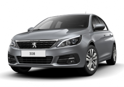 Photo Peugeot 308 Active Pack 1.5 Blue HDI 130 S&S EAT8