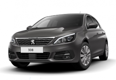 Photo Peugeot 308 Allure Pack 1.5 Blue HDI 130 S&S EAT8