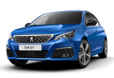 Photo Peugeot 308 GT Pack 1.5 Blue HDI 130 S&S EAT8