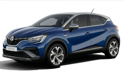 Photo Renault Captur RS Line Tce 140 EDC